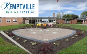 kemptville district hospital outside