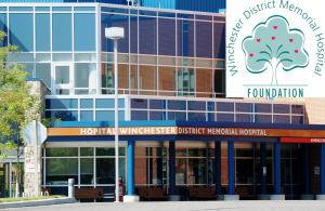 winchester hospital with foundation logo