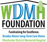 WDMH Foundation logo